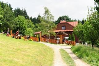 Pohled na chatu 2