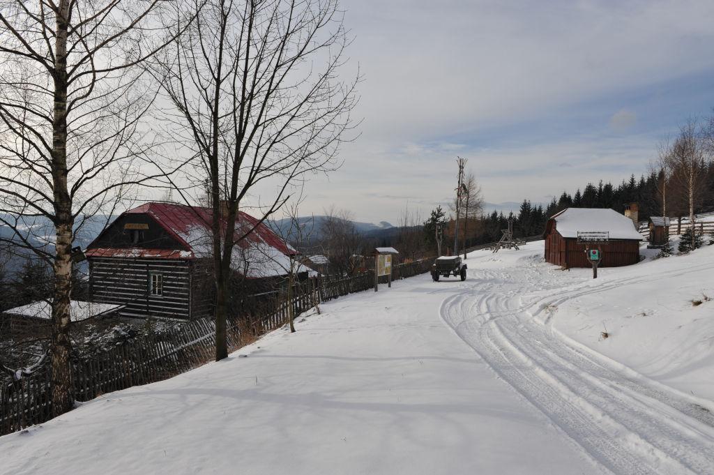 Pohlednice - zima 5