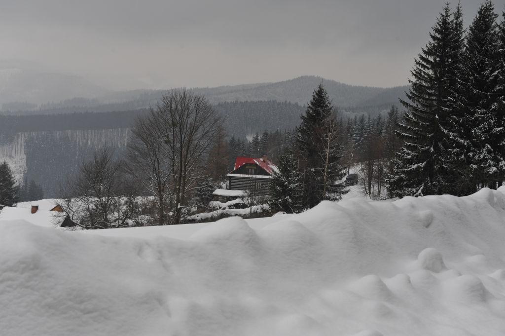 Pohlednice - zima 8