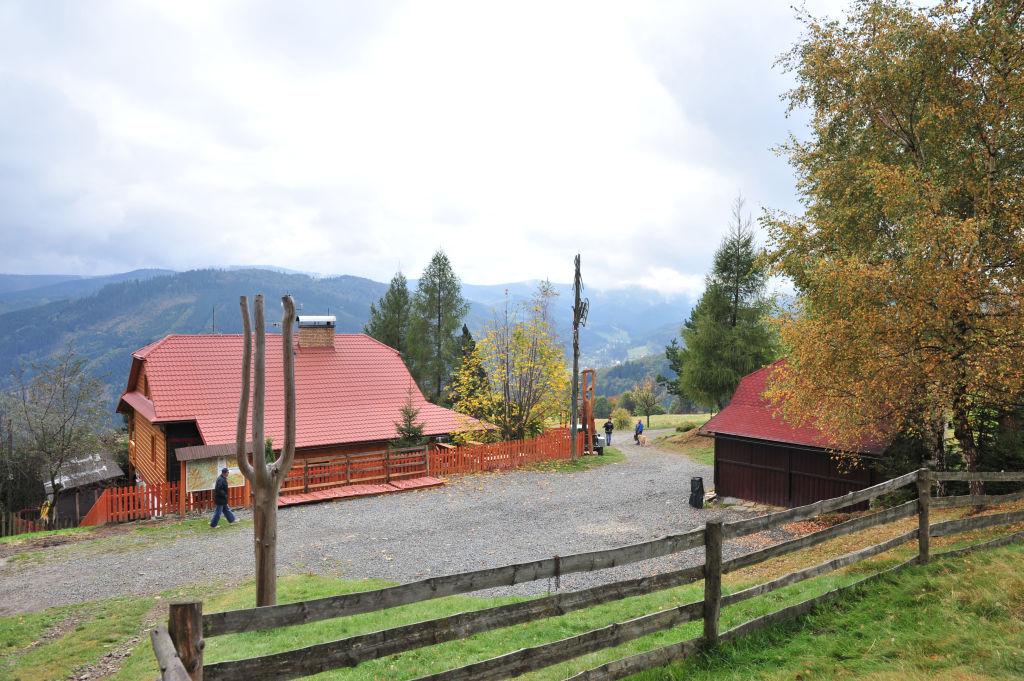 Pohled na chatu 3