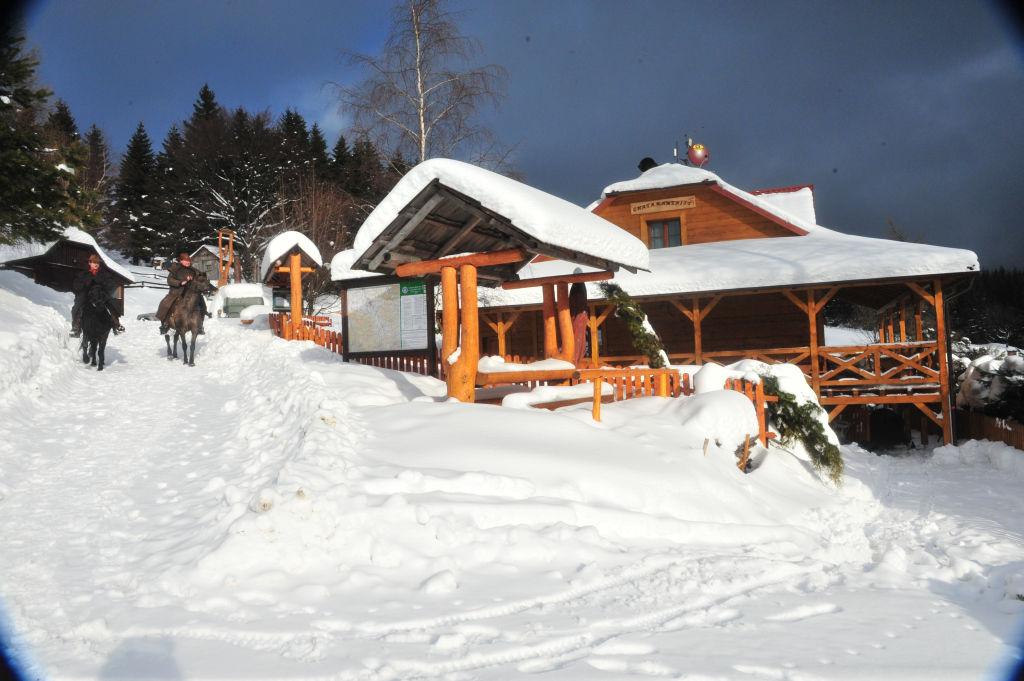Pohlednice - zima 12