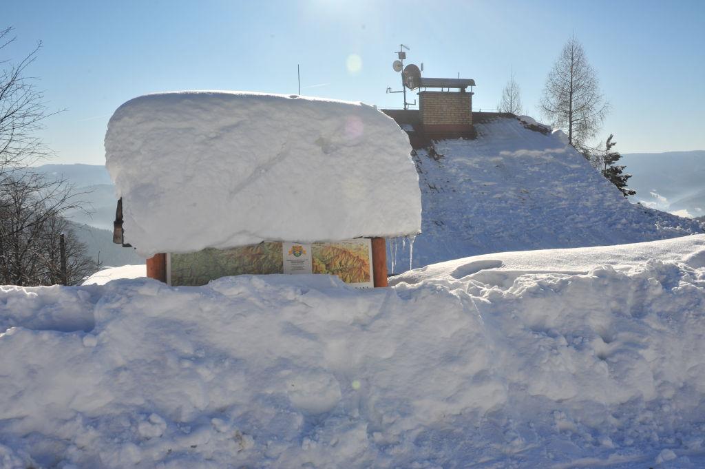 Pohlednice - zima 14