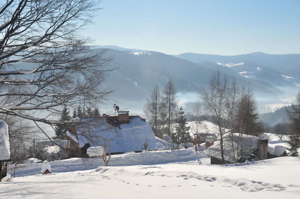 Pohlednice - zima 16