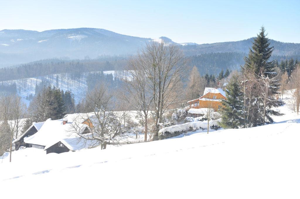 Pohlednice - zima 19